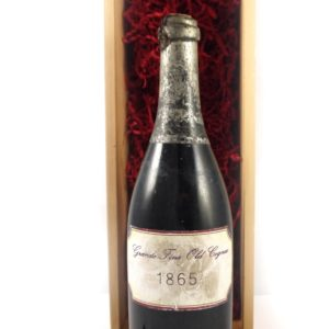 Product image of 1865 Grande Fine Old Cognac 1865 (70cl) from Vintage Wine Gifts