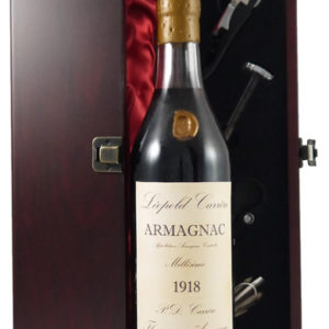 Product image of 1918 Leopold Carrere Vintage Armagnac 1918 (70cl) from Vintage Wine Gifts