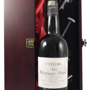 Product image of 1963 Taylor Fladgate Vintage Port 1963 from Vintage Wine Gifts