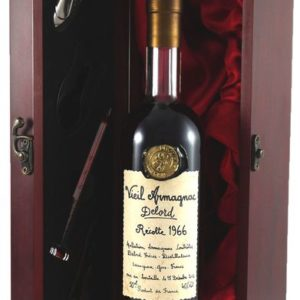 Product image of 1966 Delord Freres Vintage Armagnac 1966 (70cl) from Vintage Wine Gifts