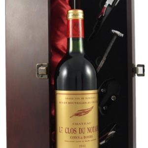 Product image of 1981 Chateau Clos du Notaire 1981 Bordeaux from Vintage Wine Gifts