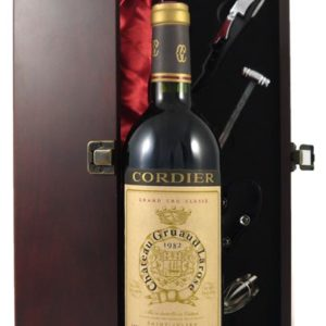 Product image of 1982 Chateau Gruaud-Larose 1982 2eme Grand Cru Classe St Julien from Vintage Wine Gifts