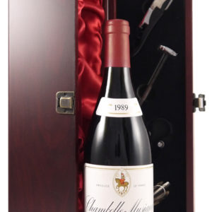 Product image of 1989 Chambolle Musigny 1989 Parisot from Vintage Wine Gifts