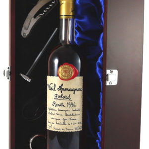 Product image of 1996 Delord Freres Bas Vintage Armagnac 1996 (70cl) from Vintage Wine Gifts