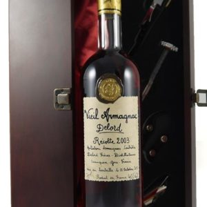 Product image of 2003 Delord Freres Bas Vintage Armagnac 2003 (70cl) from Vintage Wine Gifts