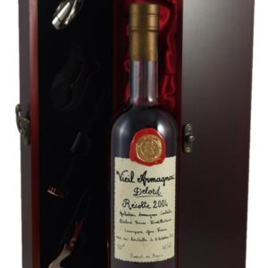 Product image of 2004 Delord Freres Bas Vintage Armagnac 2004 (50cl) from Vintage Wine Gifts