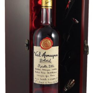 Product image of 2004 Delord Freres Bas Vintage Armagnac 2004 (70cl) from Vintage Wine Gifts