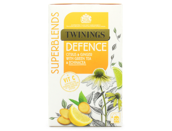 Product image of Defence - 20 Envelopes from Twinings Teashop