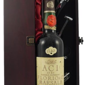Product image of 1840 Marsala Superiore Riserva ACI 1840 Cantine Florio from Vintage Wine Gifts