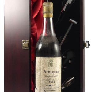 Product image of 1914 Avery's Exceptional Selection Vintage Armagnac 1914 (70cl) from Vintage Wine Gifts