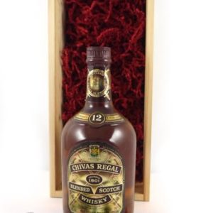 Product image of 1960's Bottling Chivas Regal 12 Years Old Blended Malt Whisky from Vintage Wine Gifts
