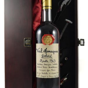 Product image of 1963 Delord Freres Bas Vintage Armagnac 1963 (70cl) from Vintage Wine Gifts