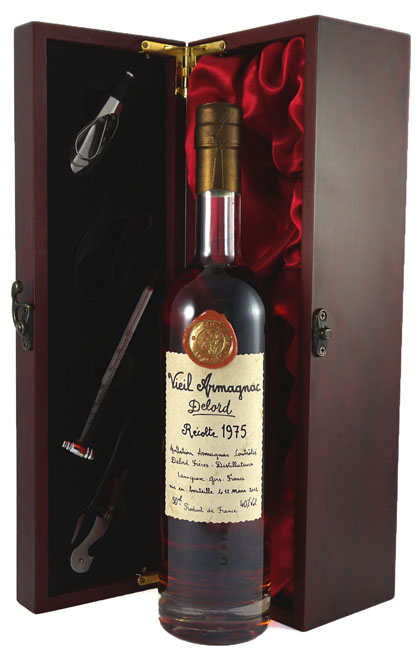 Product image of 1975 Delord Freres Bas Vintage Armagnac 1975 (50cl) from Vintage Wine Gifts