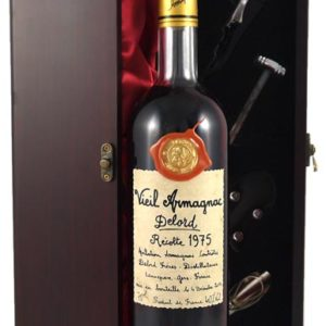 Product image of 1975 Delord Freres Bas Vintage Armagnac 1975 (70cl) from Vintage Wine Gifts