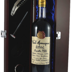 Product image of 1980 Delord Freres Bas Vintage Armagnac 1980 (70cl) from Vintage Wine Gifts