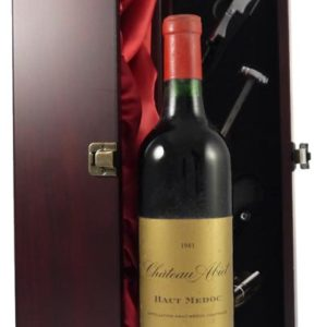Product image of 1981 Chateau Abiet 1981 Haut Medoc Cru Bourgeois from Vintage Wine Gifts