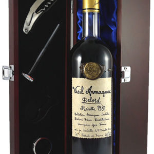 Product image of 1981 Delord Freres Vintage Armagnac 1981 (70cl) from Vintage Wine Gifts