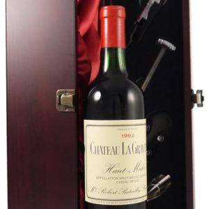 Product image of 1982 Chateau La Gravette 1982 Medoc from Vintage Wine Gifts