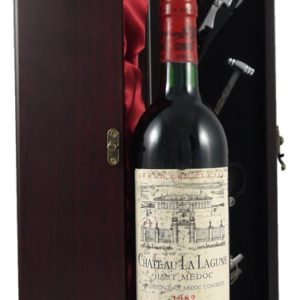 Product image of 1982 Chateau La Lagune 1982 Grand Cru Classe Medoc from Vintage Wine Gifts