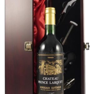 Product image of 1982 Chateau Prince Larquey 1982 Bordeaux Superieur from Vintage Wine Gifts