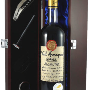 Product image of 1982 Delord Freres Bas Vintage Armagnac (70cl) 1982 from Vintage Wine Gifts