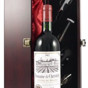 Product image of 1982 Domaine de Christoly 1982 Bordeaux from Vintage Wine Gifts