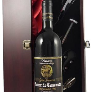 Product image of 1982 Senor de Cascante Gran Reserva Tinto Cosecha 1982 from Vintage Wine Gifts