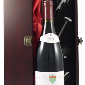 Product image of 1989 Chambolle Musigny 1989 Guillaume de Vergy from Vintage Wine Gifts