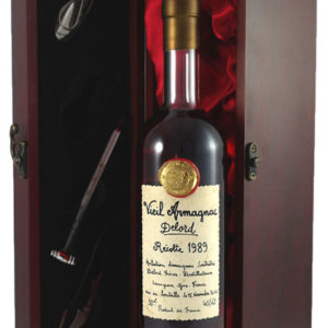 Product image of 1989 Delord Freres Bas Vintage Armagnac 1989 (50cl) from Vintage Wine Gifts