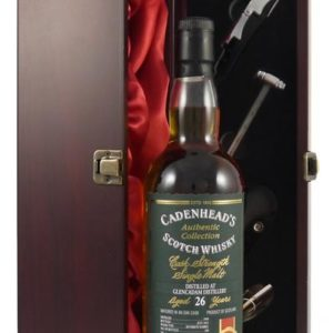 Product image of 1989 Glencadam Cask Strength 26 year old Single Malt Whisky 1989 Cadenhead's Authentic Collection from Vintage Wine Gifts