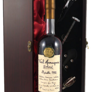 Product image of 1990 Delord Freres Bas Vintage Armagnac 1990 (50cl) from Vintage Wine Gifts