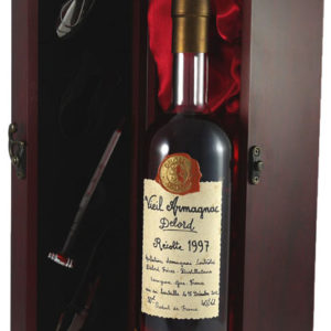 Product image of 1997 Delord Freres Bas Vintage Armagnac 1997 (50cl) from Vintage Wine Gifts