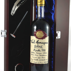 Product image of 1998 Delord Freres Bas Vintage Armagnac 1998 (70cl) from Vintage Wine Gifts