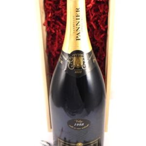 Product image of 1998 Pannier Blanc de Noirs Vintage Champagne 1998 MAGNUM from Vintage Wine Gifts