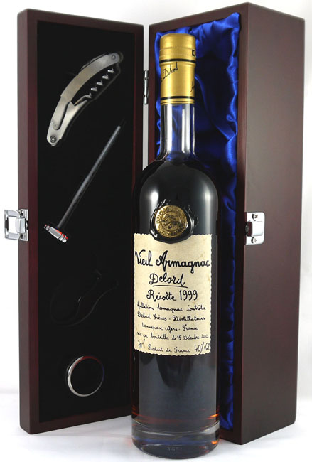 Product image of 1999 Delord Freres Bas Vintage Armagnac 1999 (70cl) from Vintage Wine Gifts