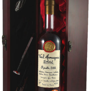 Product image of 2000 Delord Freres Bas Vintage Armagnac 2000 (50cl) from Vintage Wine Gifts