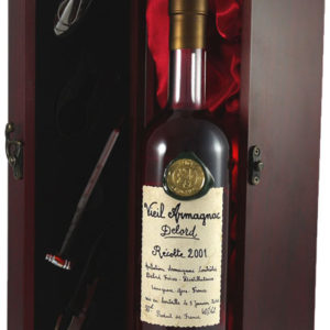 Product image of 2001 Delord Freres Bas Vintage Armagnac 2001 (50cl) from Vintage Wine Gifts