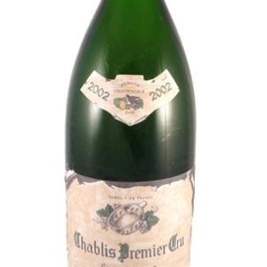 Product image of 2002 Chablis 1er Cru  'Domaine Chantemerle' 2002 A & F Boudin Nebuchadnezzar (15 Litres/ 20 bottles) from Vintage Wine Gifts