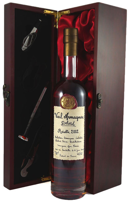 Product image of 2002 Delord Freres Bas Vintage Armagnac 2002 (50cl) from Vintage Wine Gifts