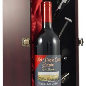 Product image of 2006 Springflat Shiraz 2006 Wild Duck Creek from Vintage Wine Gifts