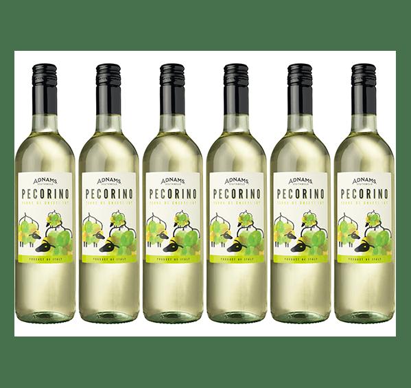 Product image of 6 x Adnams Pecorino