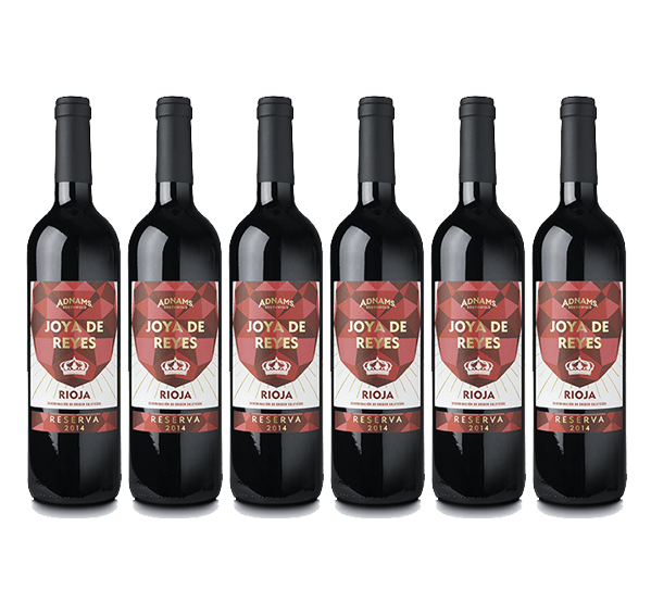 Product image of 6 x Adnams Rioja Reserva from Adnams