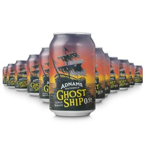 Product image of Adnams Ghost Ship 0.5% Cans from Adnams