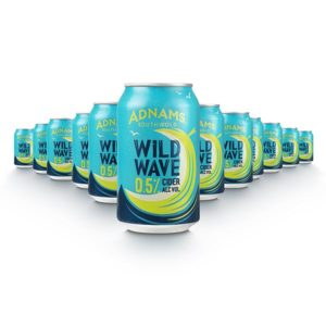 Product image of Adnams Wild Wave Cider 0.5% from Adnams