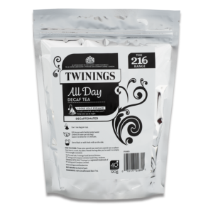 Product image of All Day Decaf - 40 Loose Pyramid Bags from Twinings Teashop