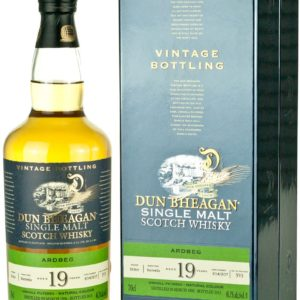 Product image of Ardbeg 19 Year Old 1996 Dun Bheagan from The Whisky Barrel