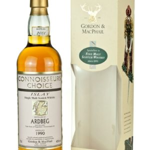 Product image of Ardbeg 1990 Connoisseurs Choice (2001) from The Whisky Barrel