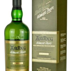 Product image of Ardbeg Almost There 2007 from The Whisky Barrel