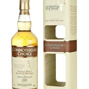 Product image of Arran 2009 Connoisseurs Choice (2017) from The Whisky Barrel