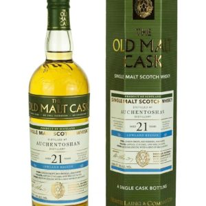 Product image of Auchentoshan 21 Year Old 1997 Old Malt Cask from The Whisky Barrel